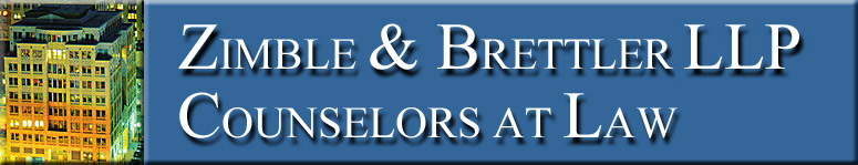 Zimble & Brettler, LLP Counselors at Law